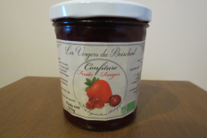 Confiture de fruits rouges (Atelier du Relais)